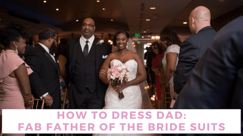 Father of the Bride Suits
