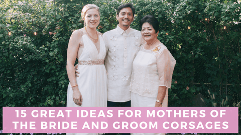 Mother of the Bride Corsages