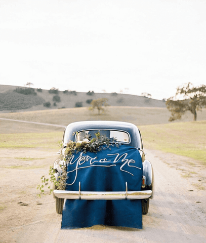Navy Blue And Silver Weddings 2020 Trending Themes Bella Bridesmaids