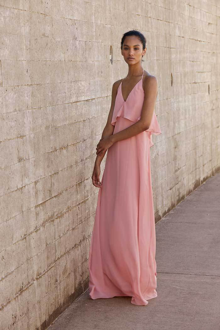 Nouvelle Amsale Bridesmaid Dress Eloisa