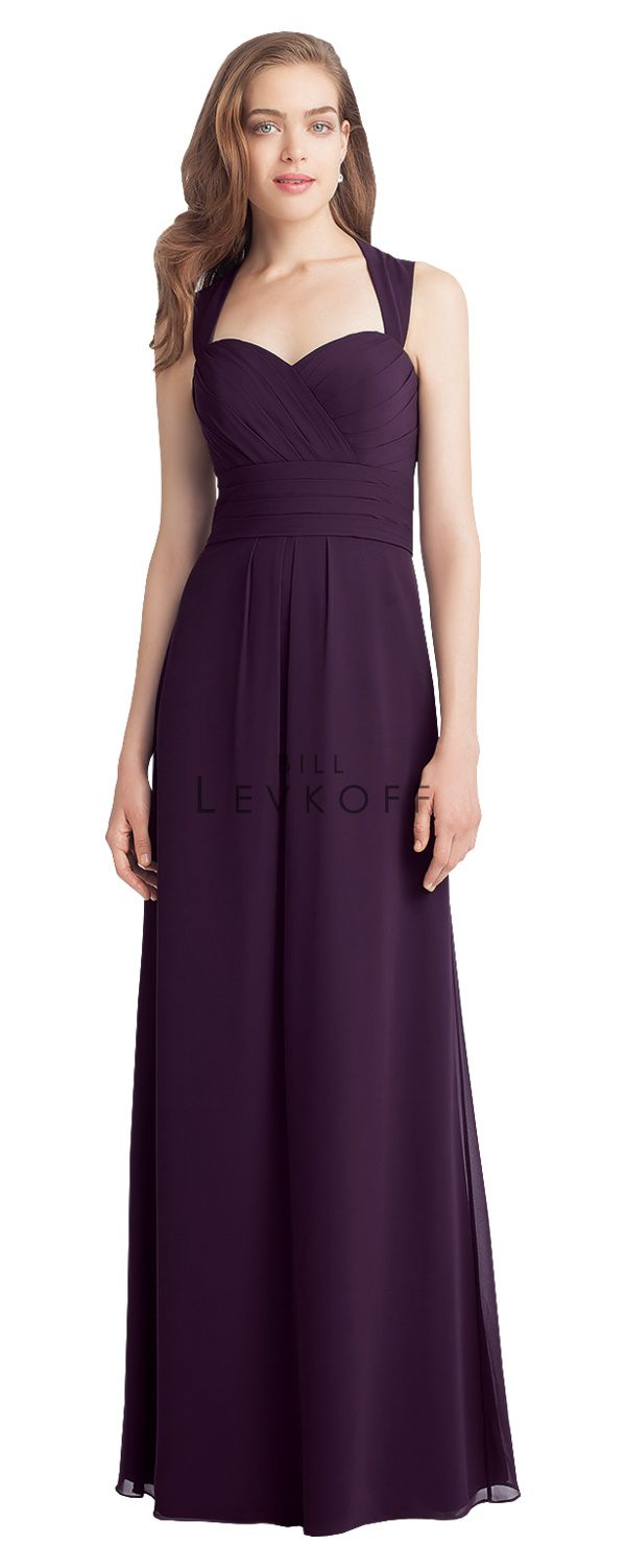 Bill Levkoff Bridesmaid Dress Style 1122 front