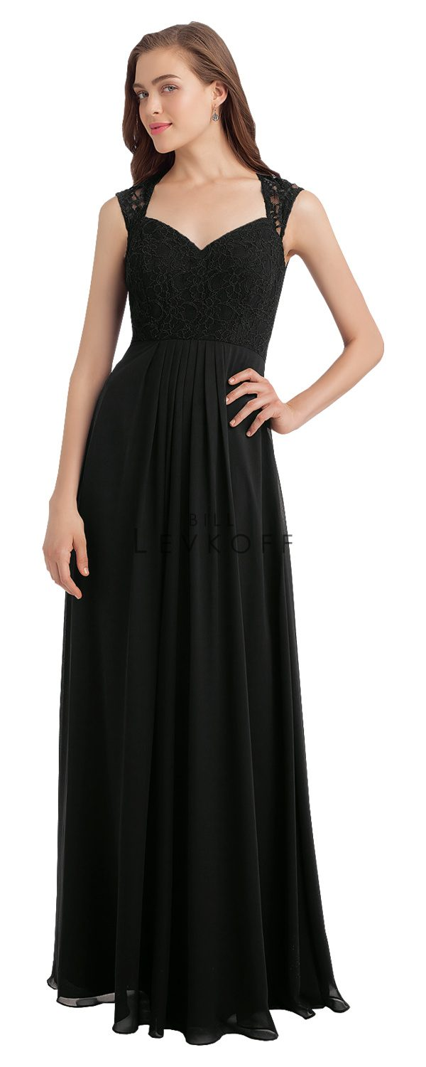Bill Levkoff Bridesmaid Dress Style 1143 front