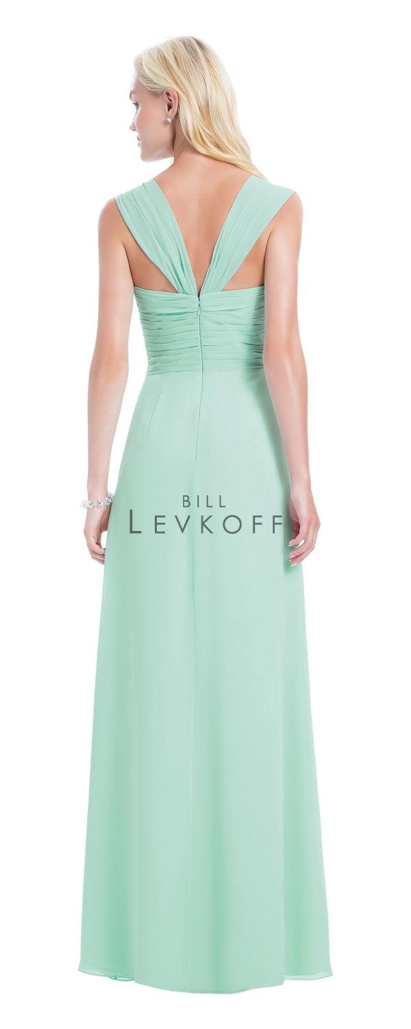 Bill Levkoff Bridesmaid Dress Style 1160 back