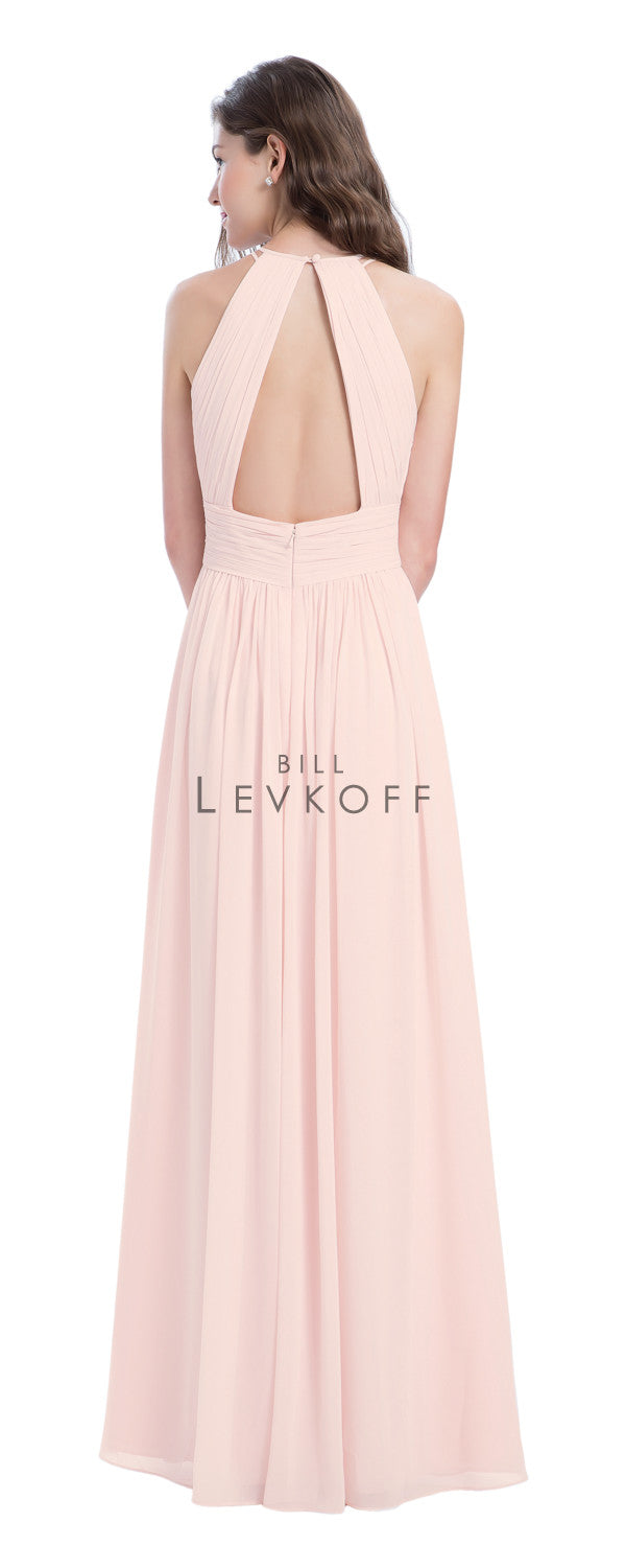 Bill Levkoff Bridesmaid Dress Style 1161 back