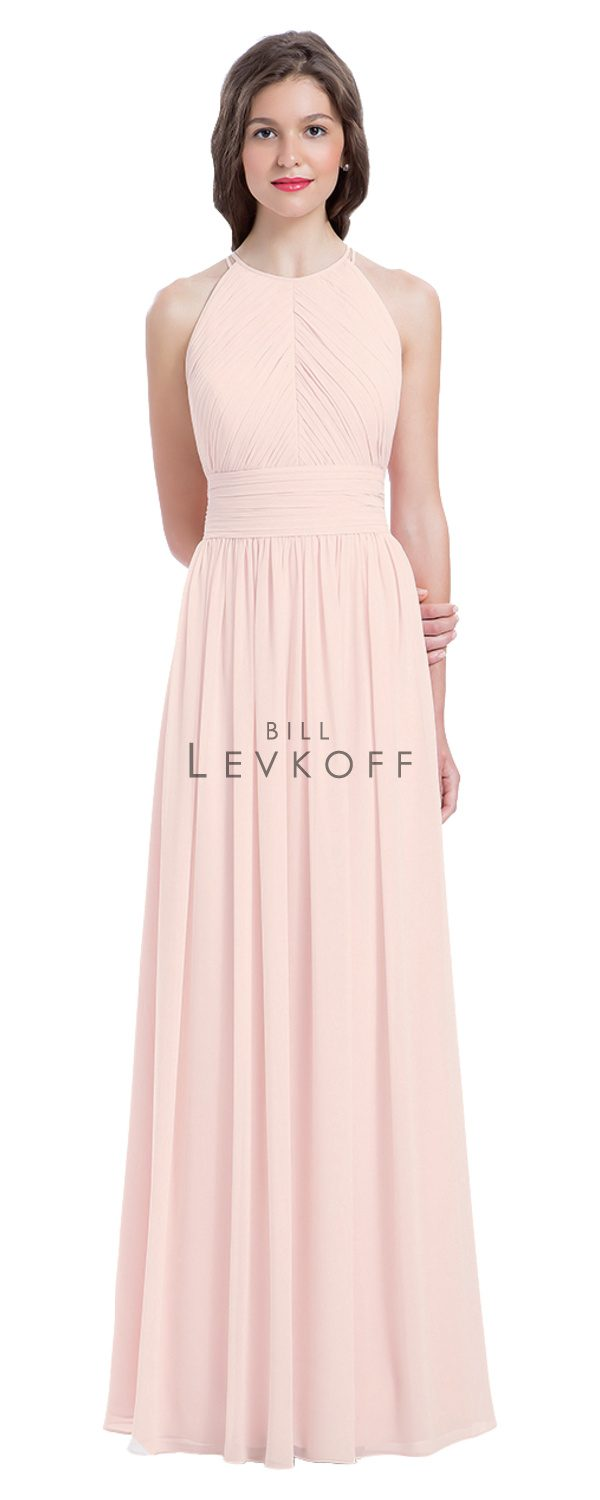 Bill Levkoff Bridesmaid Dress Style 1161 front
