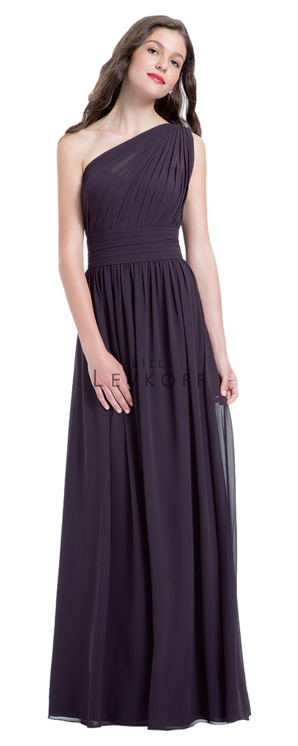 Bill Levkoff Bridesmaid Dress Style 1164 front