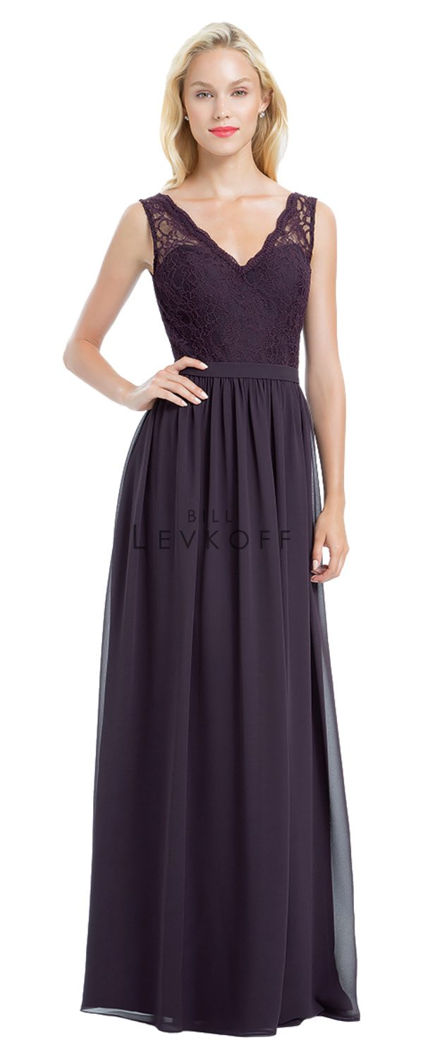 Bill Levkoff Bridesmaid Dress Style 1172 front