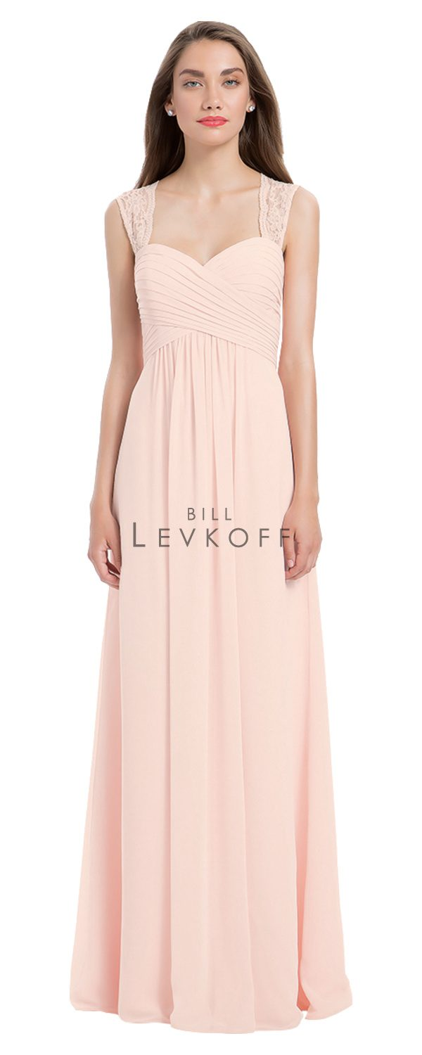 Bill Levkoff Bridesmaid Dress Style 1173 front