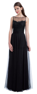 Bill Levkoff Bridesmaid Dress Style 1177 front