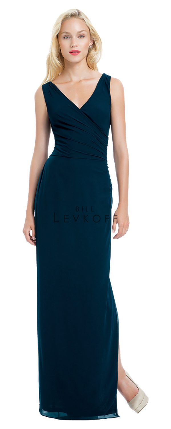 Bill Levkoff Bridesmaid Dress Style 1179 front