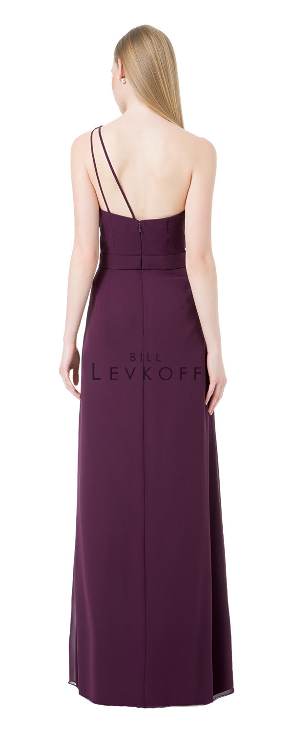 Bill Levkoff Bridesmaid Dress Style 1203 back