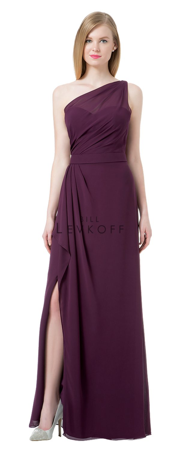 Bill Levkoff Bridesmaid Dress Style 1203 front