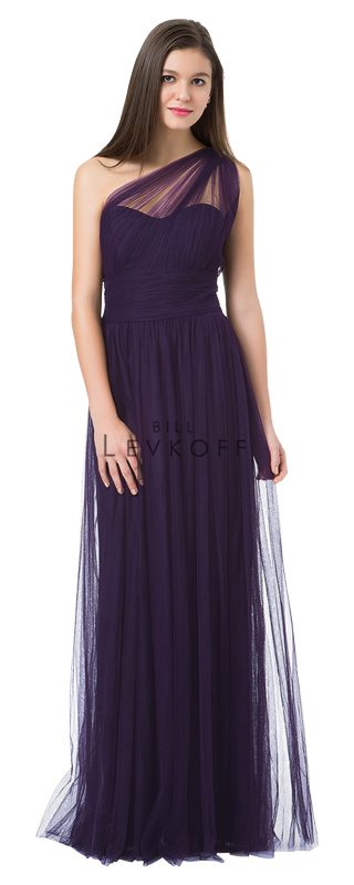 Bill Levkoff Bridesmaid Dress Style 1228 front