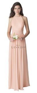 Bill Levkoff Bridesmaid Dress Style 1260 front