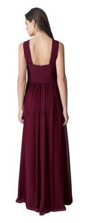 Bill Levkoff Bridesmaid Dress Style 1276 back