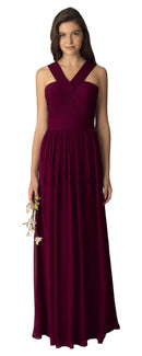 Bill Levkoff Bridesmaid Dress Style 1276 front