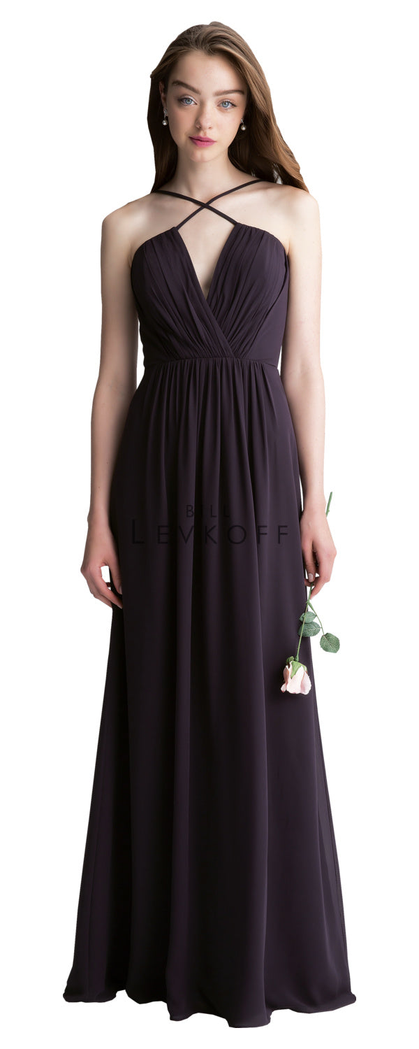 Bill Levkoff Bridesmaid Dress Style 1405 front