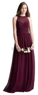 Bill Levkoff Bridesmaid Dress Style 1406 front