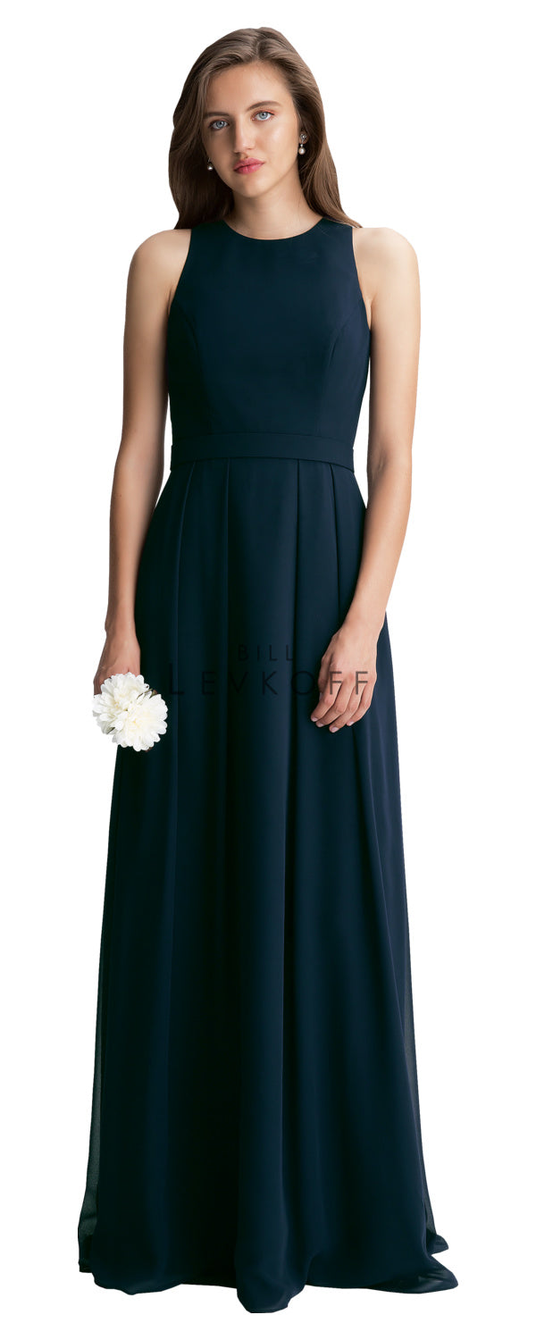 Bill Levkoff Bridesmaid Dress Style 1407 front