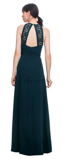 Bill Levkoff Bridesmaid Dress Style 1452 back