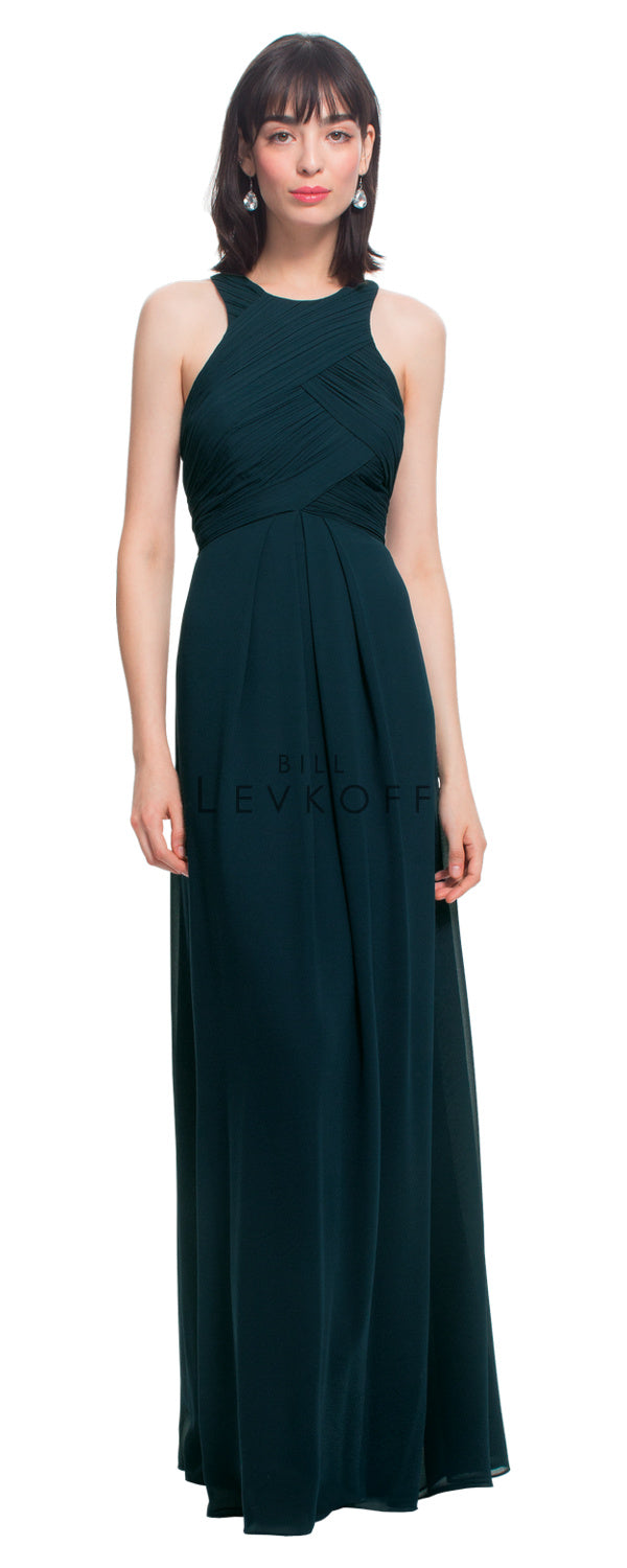 Bill Levkoff Bridesmaid Dress Style 1455 front