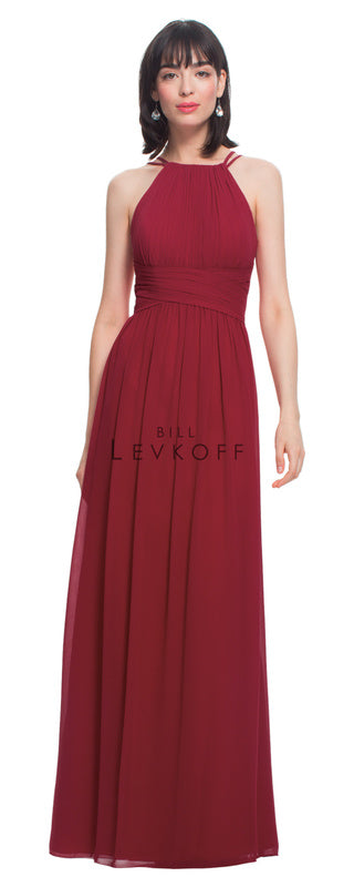 Bill Levkoff Bridesmaid Dress Style 1456 front