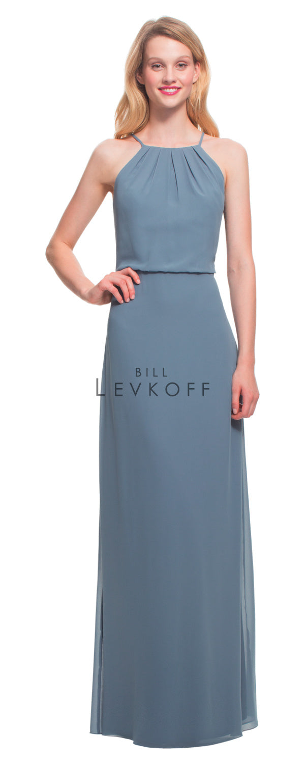 Bill Levkoff Bridesmaid Dress Style 1461 front