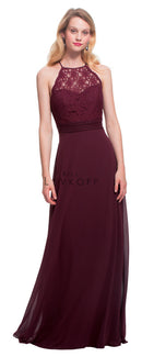 Bill Levkoff Bridesmaid Dress Style 1464 front