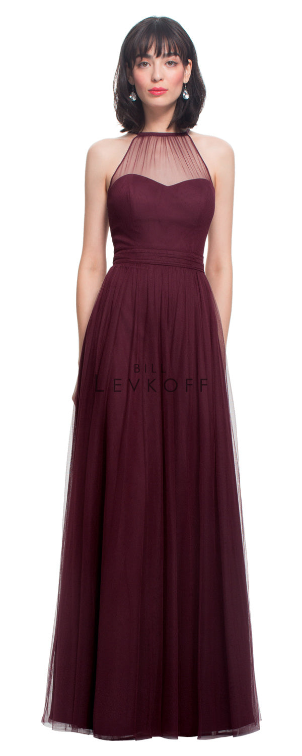 Bill Levkoff Bridesmaid Dress Style 1465 front