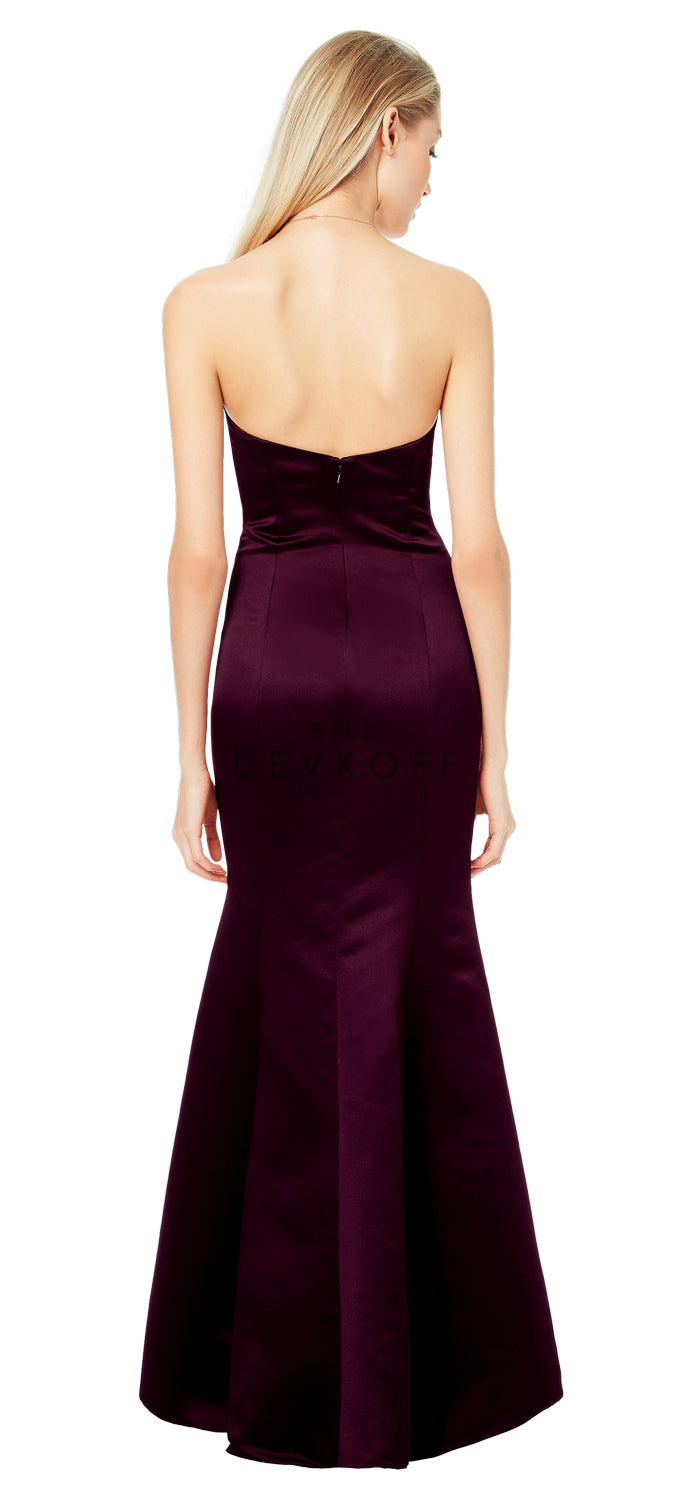 Bill Levkoff Bridesmaid Dress Style 1511 back