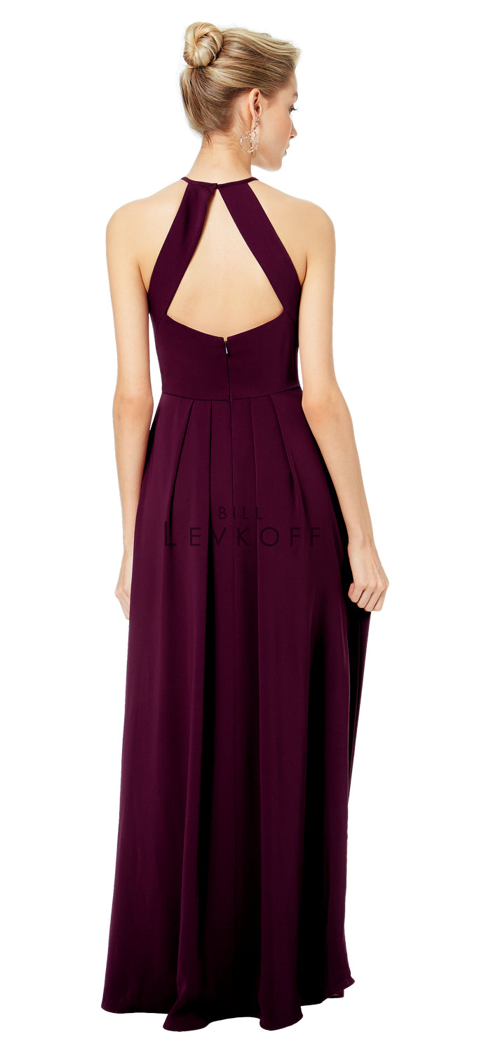 Bill Levkoff Bridesmaid Dress Style 1513 back