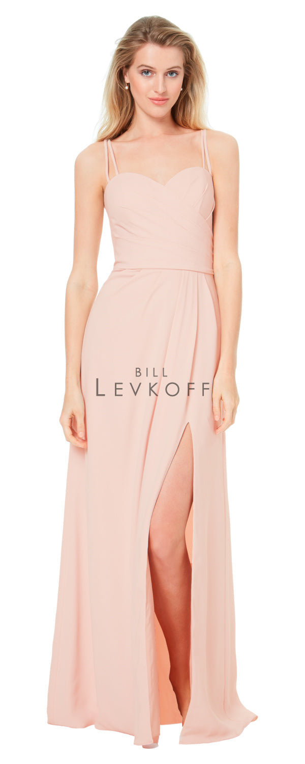 Bill Levkoff Bridesmaid Dress Style 1518 front