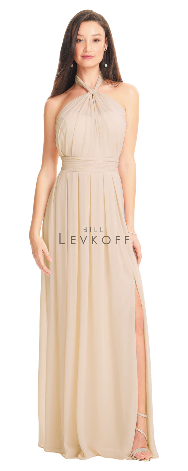 Bill Levkoff Bridesmaid Dress Style 1552 front