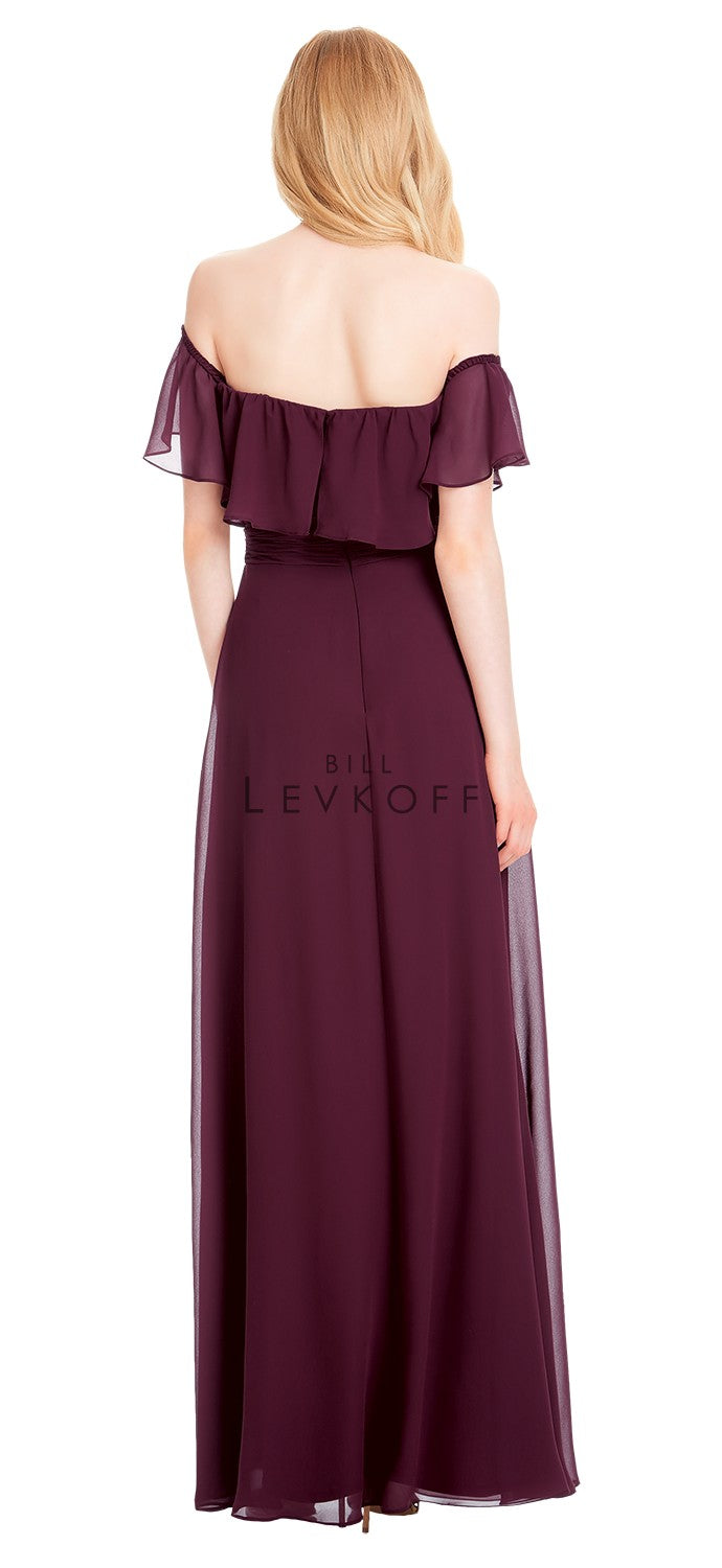 Bill Levkoff Bridesmaid Dress Style 1554
