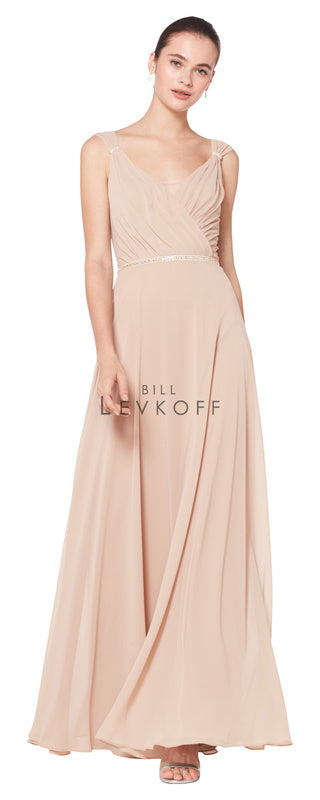 Bill Levkoff Bridesmaid Dress Style 1600 front