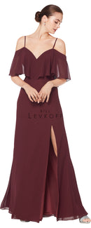 Bill Levkoff Bridesmaid Dress Style 1606 front