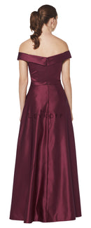 Bill Levkoff Bridesmaid Dress Style 1613 back