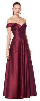 Bill Levkoff Bridesmaid Dress Style 1613 front