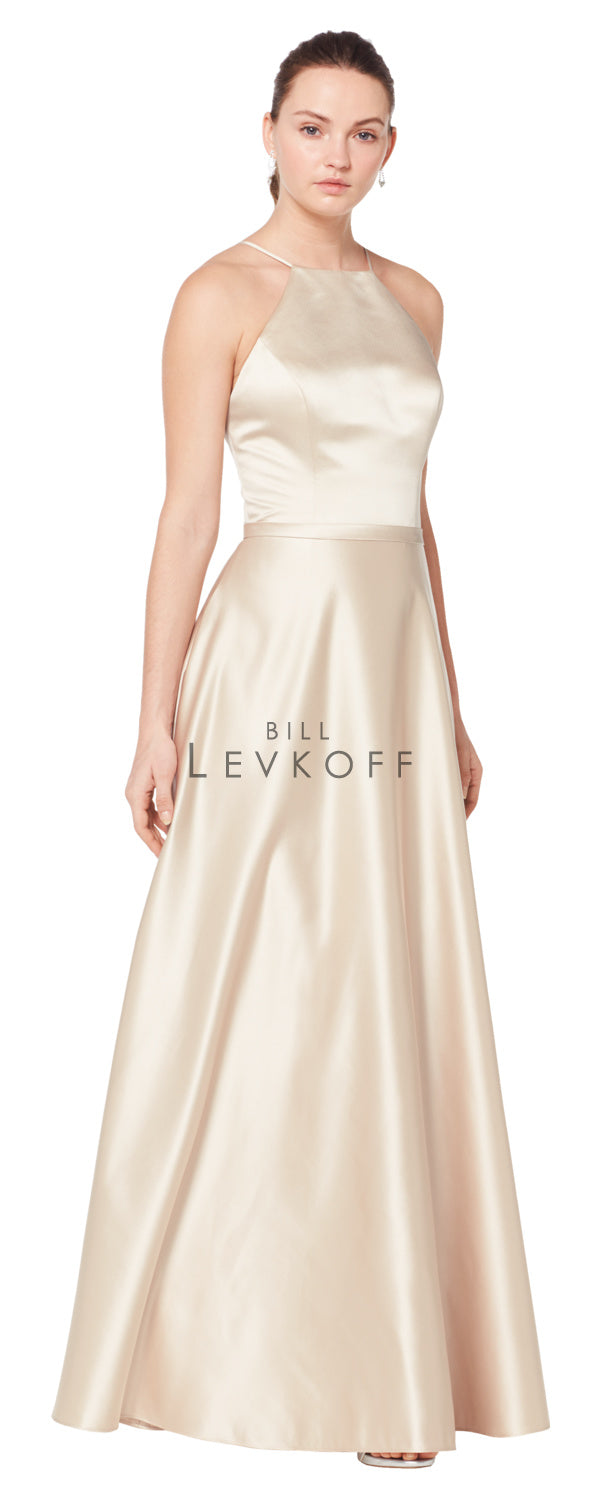 Bill Levkoff Bridesmaid Dress Style 1614 front