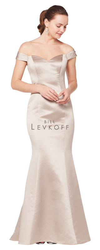Bill Levkoff Bridesmaid Dress Style 1616 front