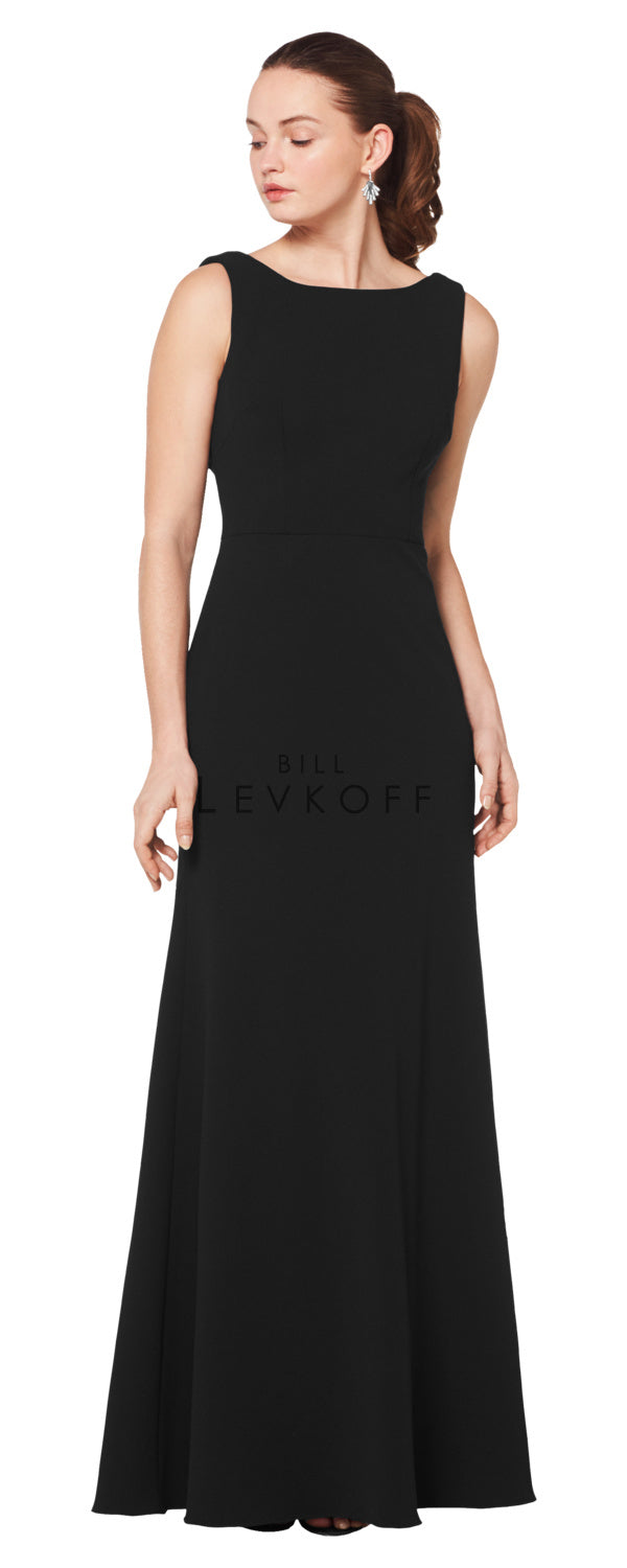 Bill Levkoff Bridesmaid Dress Style 1618 front
