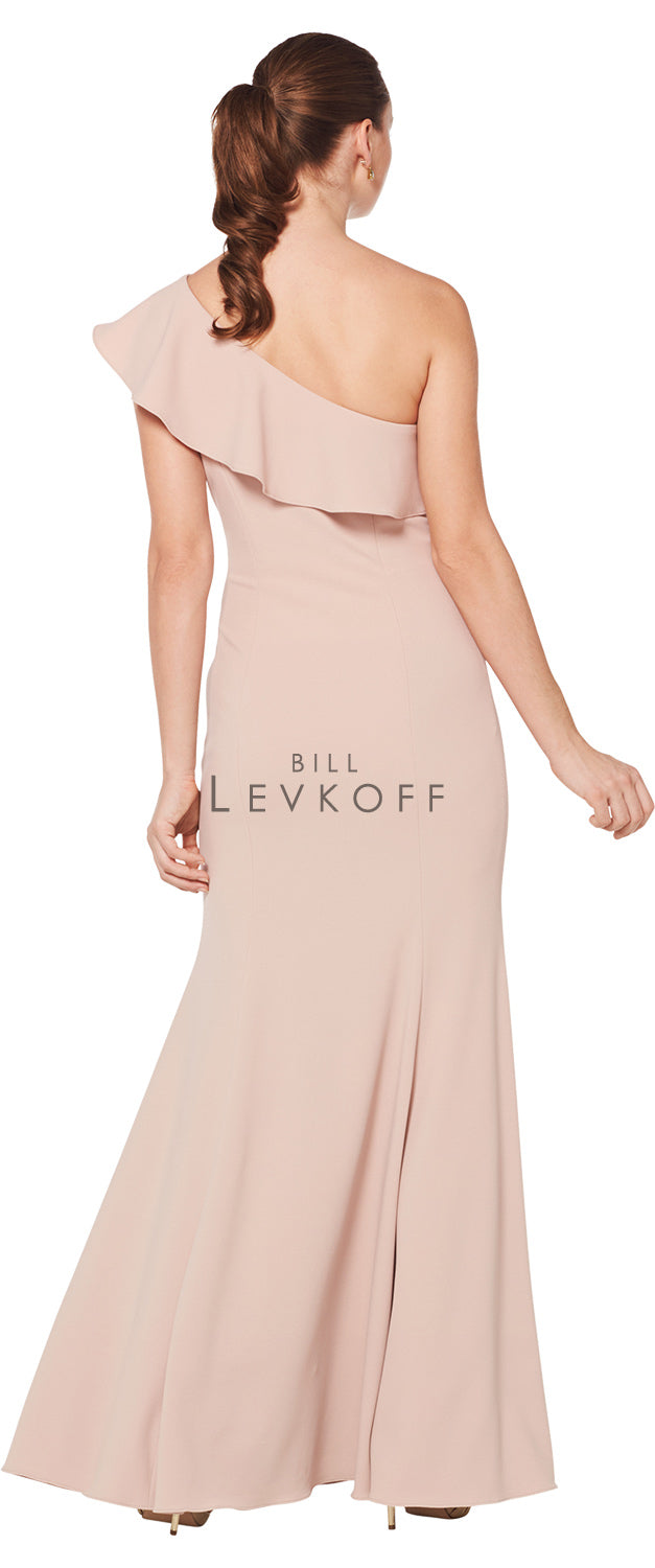 Bill Levkoff Bridesmaid Dress Style 1620 back