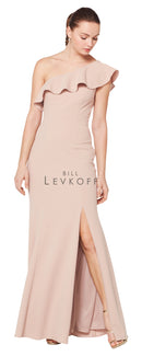 Bill Levkoff Bridesmaid Dress Style 1620 front