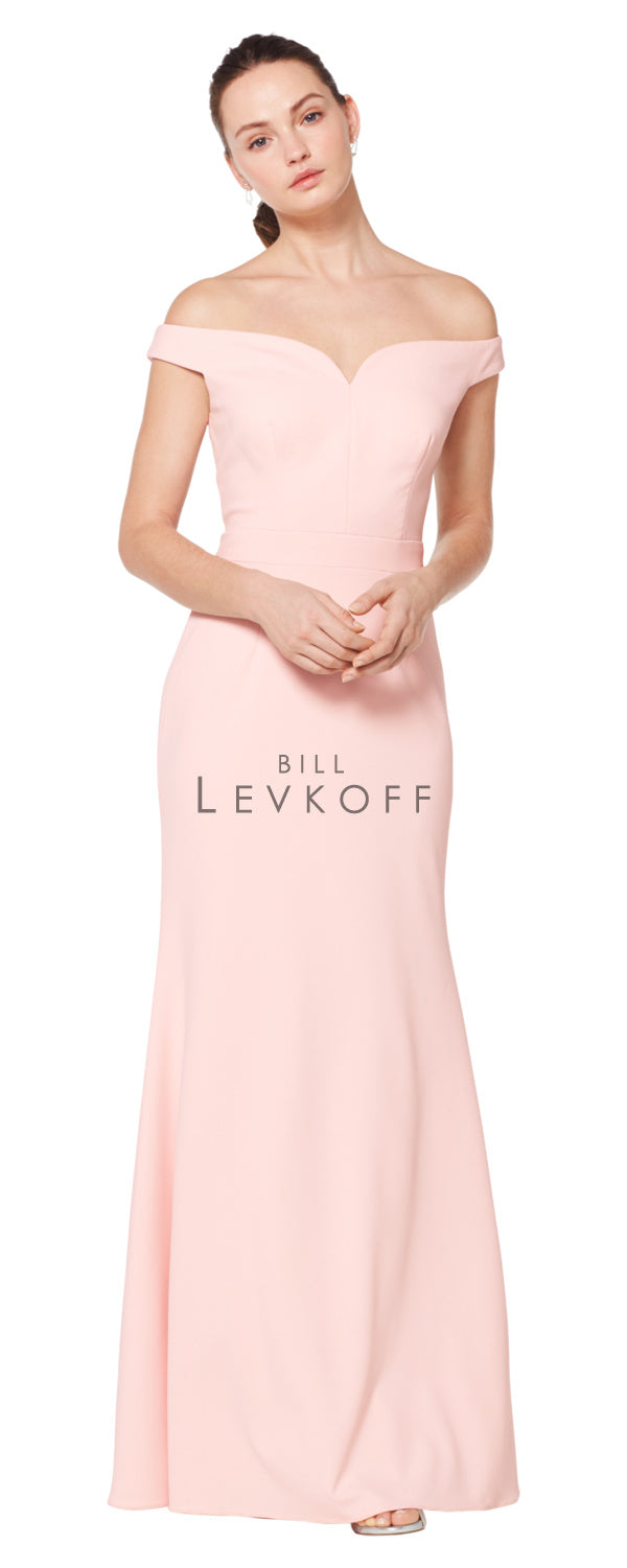 Bill Levkoff Bridesmaid Dress Style 1621 front