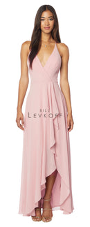 Bill Levkoff Bridesmaid Dress Style 1700 front