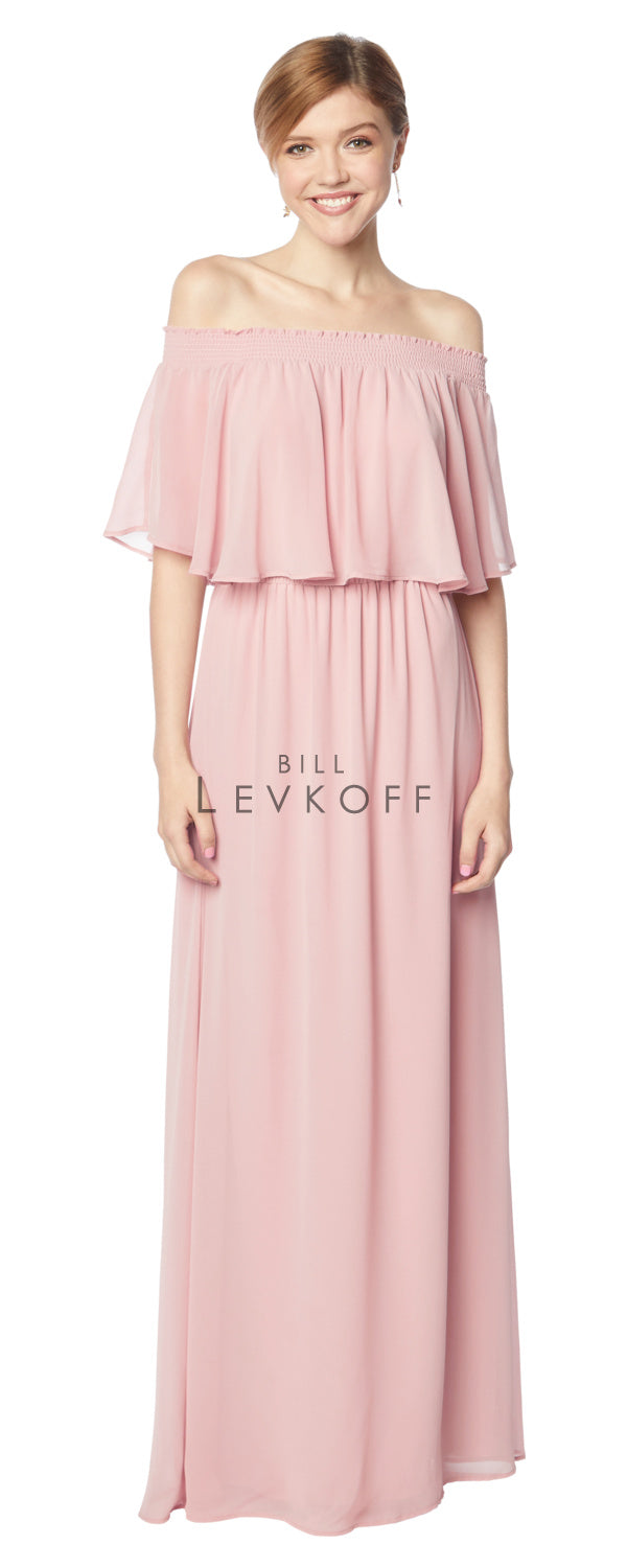Bill Levkoff Bridesmaid Dress Style 1701 front