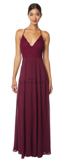 Bill Levkoff Bridesmaid Dress Style 1702 front