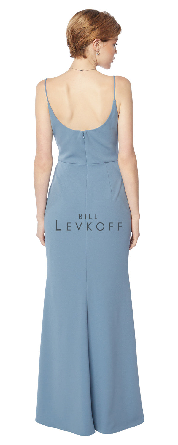 Bill Levkoff Bridesmaid Dress Style 1707 back