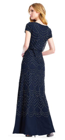 Adrianna Papell Bridesmaid Dress Style 191916100