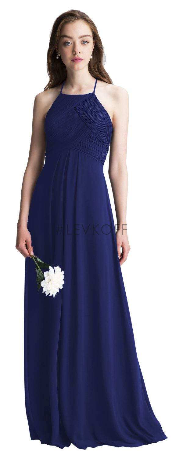 #LEVKOFF Bridesmaid Dress Style 7001